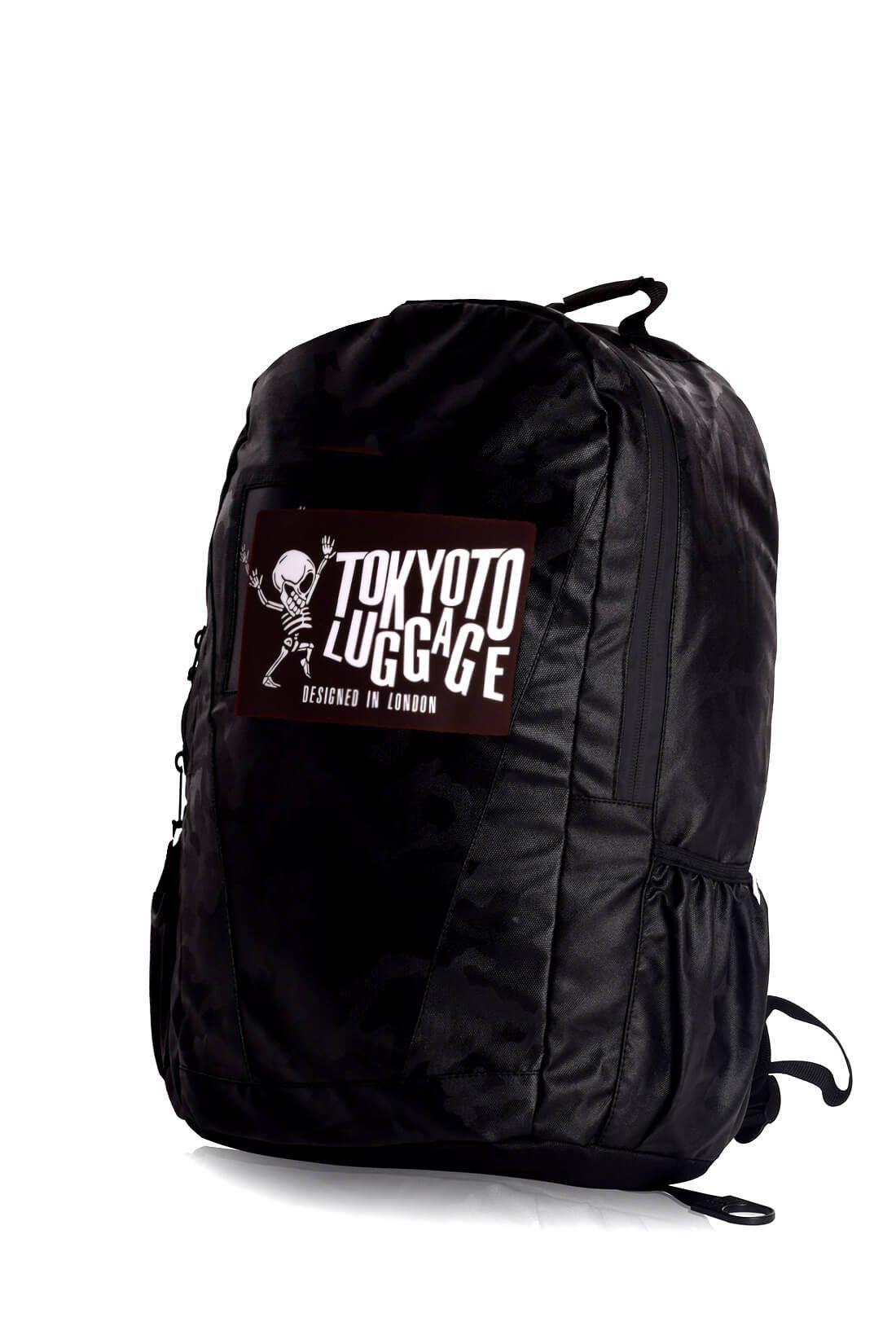 rucksaecke mit led licht tokyoto-luggage CAMOUFLAGE 3