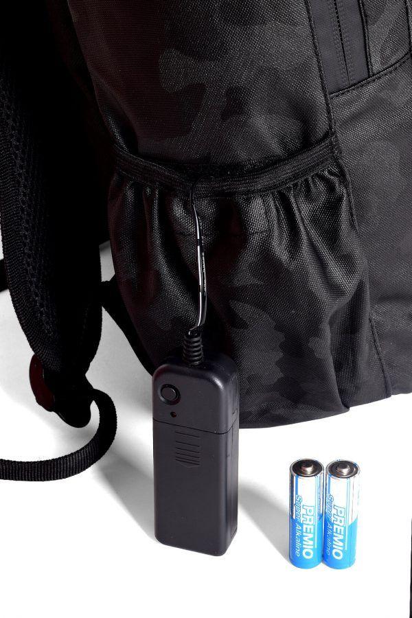 rucksaecke mit led licht tokyoto-luggage CAMOUFLAGE 7