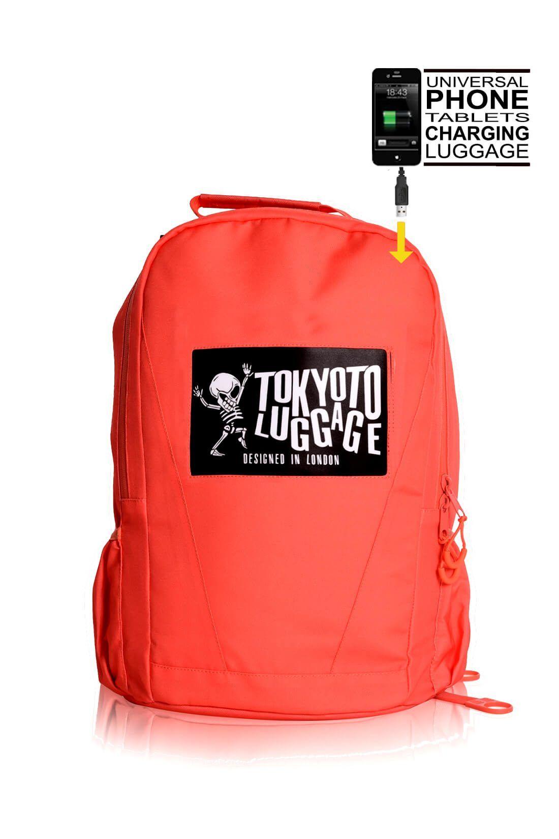 rucksaecke mit led licht tokyoto-luggage CORAL