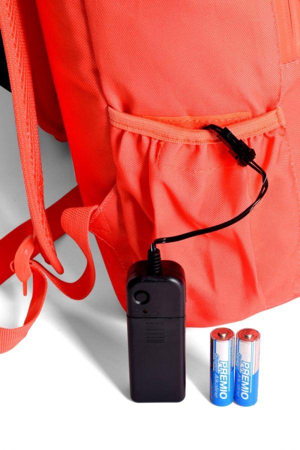rucksaecke mit led licht tokyoto-luggage CORAL 4