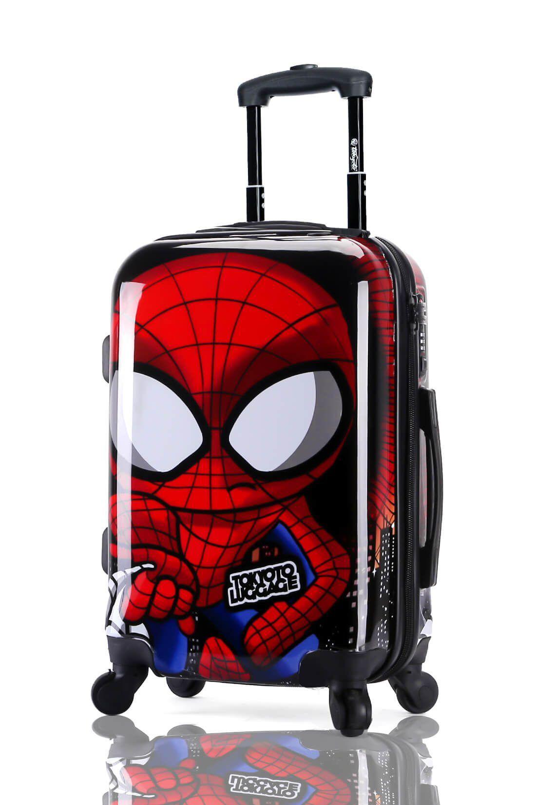 Handgepäck, Easyjet Kabinentrolley Gepäck Ryanair Handgepäck Leichtgepäck TOKYOTO LUGGAGE SPIDER BOY 5